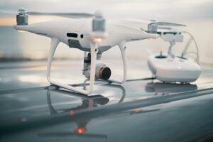 Uso de drones na construção civil