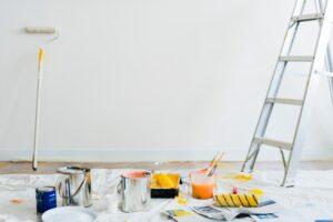 Pintura é só estética? Vamos conhecer melhor este revestimento