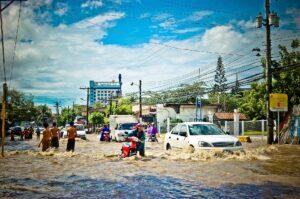 Porque há tanta recorrencia de inundações?