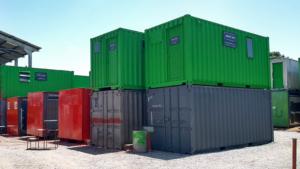 Por que utilizar container para implantação de canteiro de obras?